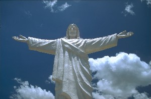 Jesus-Statue von Rio de Janeiro