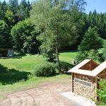 7. Insektenhotel XXL: Das Areal rund um´s Wasserelebnishaus Rieneck