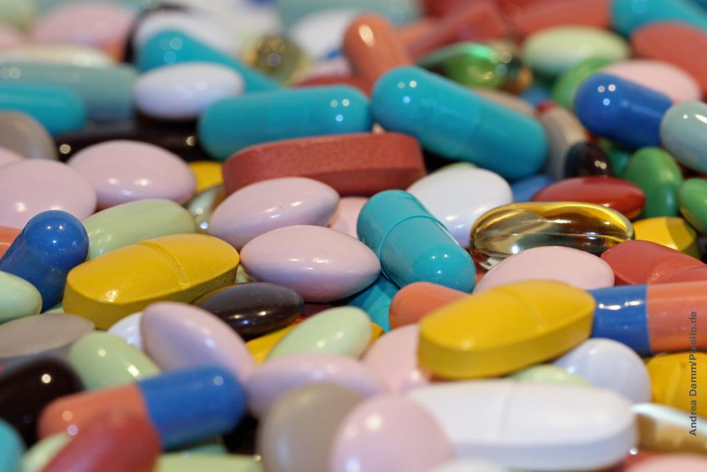 Bild Tabletten